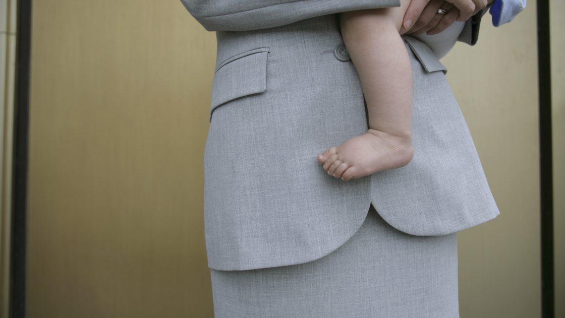 Kids Aren't Problem for Women's Career – Men Are
