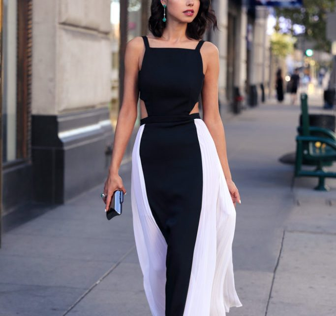 Stylish and Elegant Black Clothes for Women