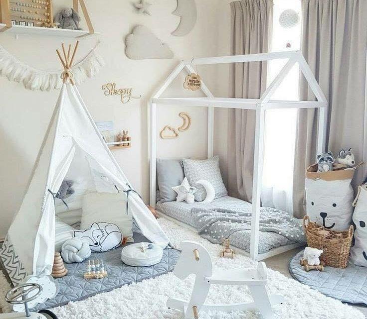 Modern Design of Kids' Room
