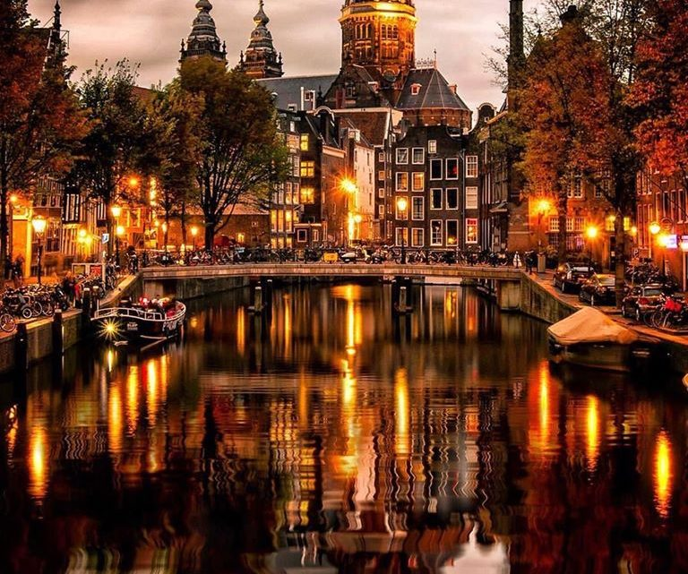 Amsterdam is a DREAM