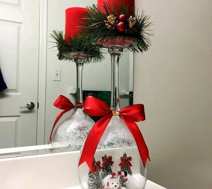 Incredible Christmas Table Centerpieces