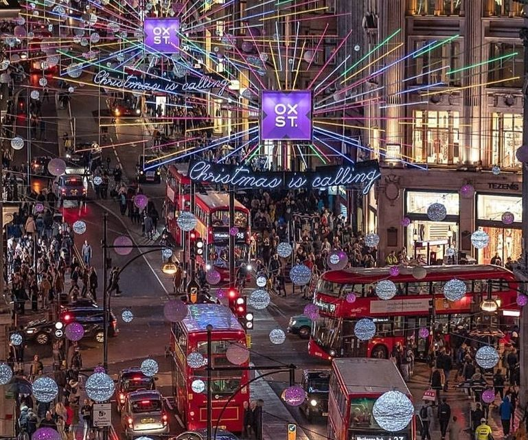 Christmas is Calling in London