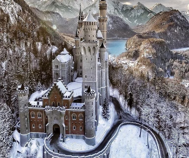 The Mesmerizing Architecture of Germany Castles