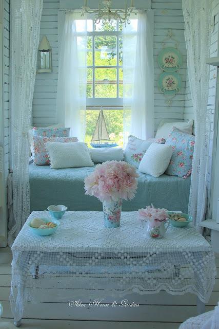 Beautiful Window Nooks