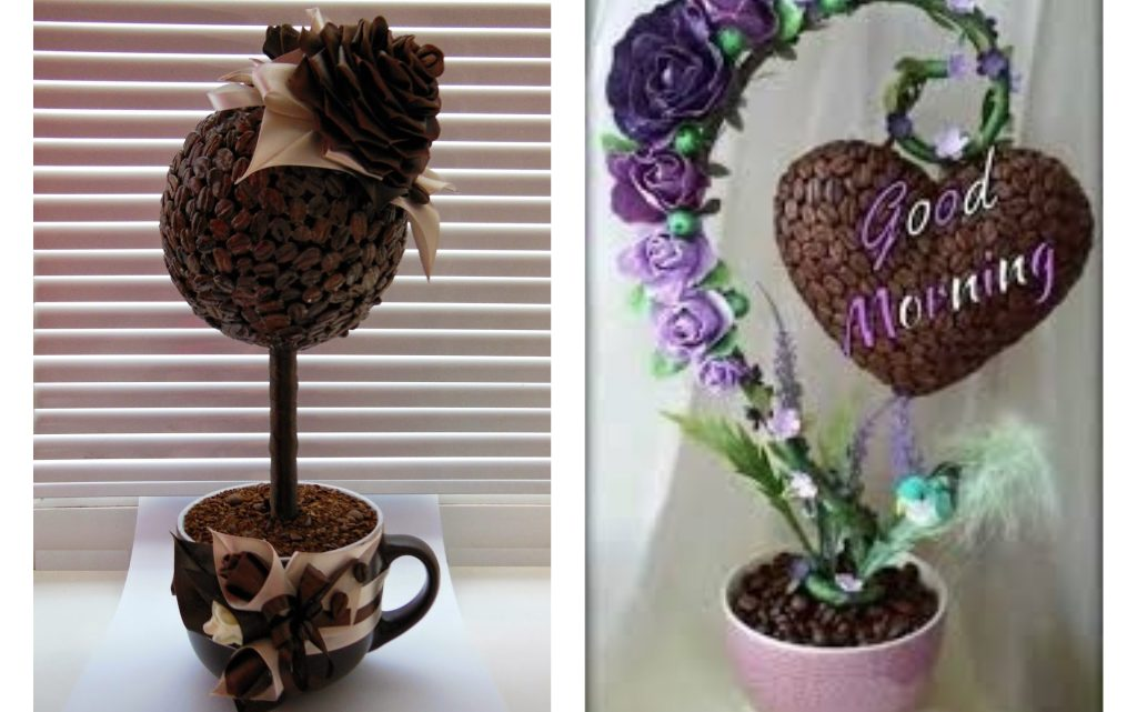 Coffee Bean Crafts Ideas For Creative Minds