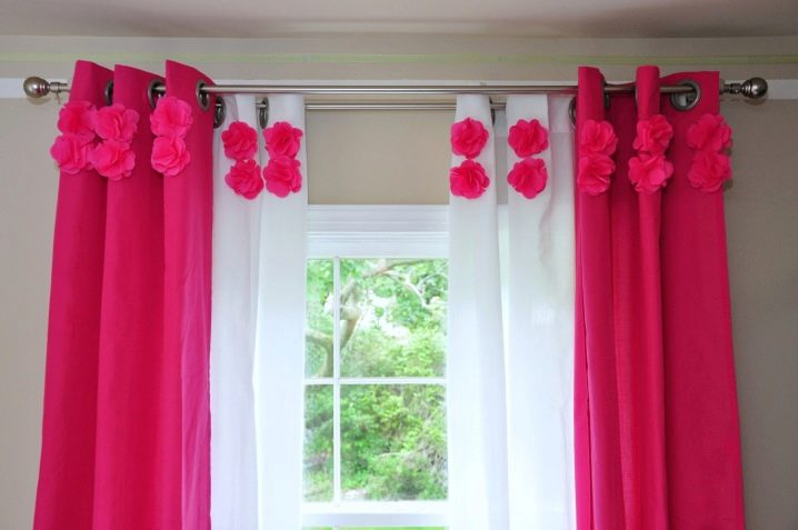 teens room curtains