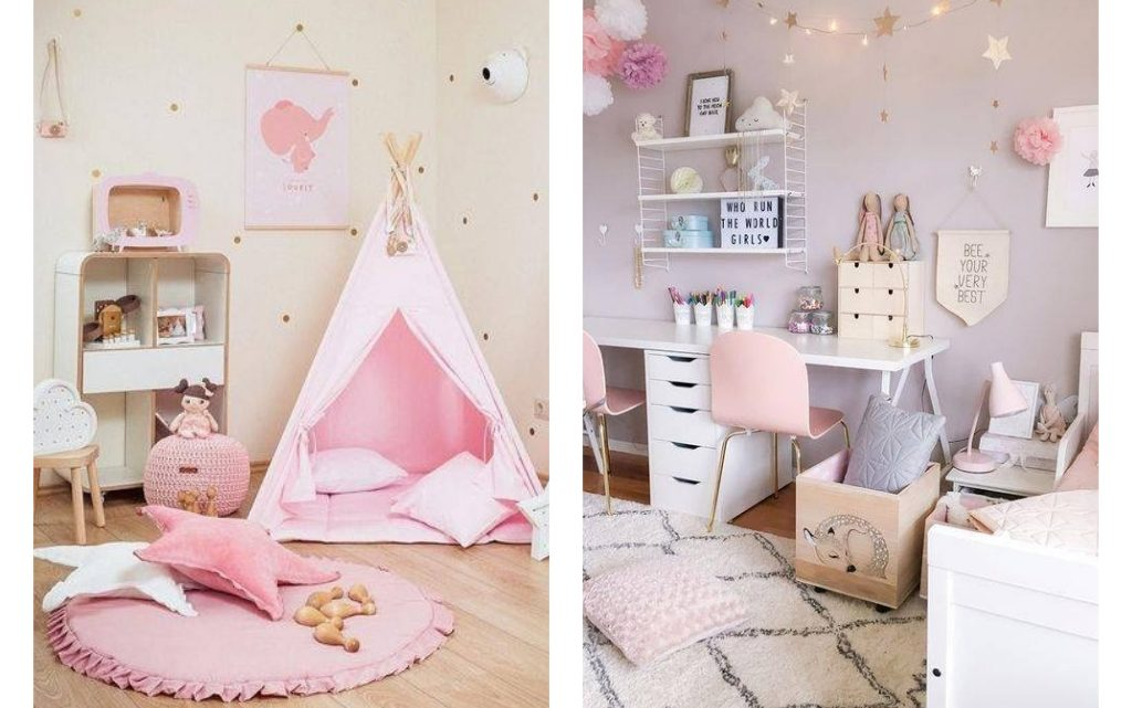 Must-Check Beautiful Girl's Room