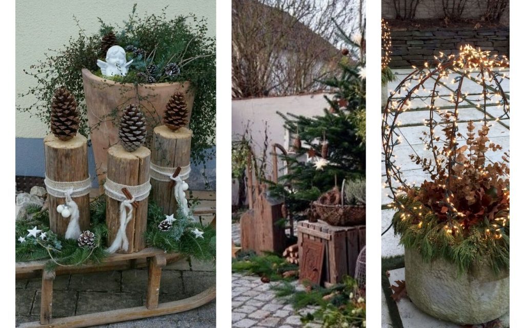 Outdoor Christmas Decoration to Try This Year