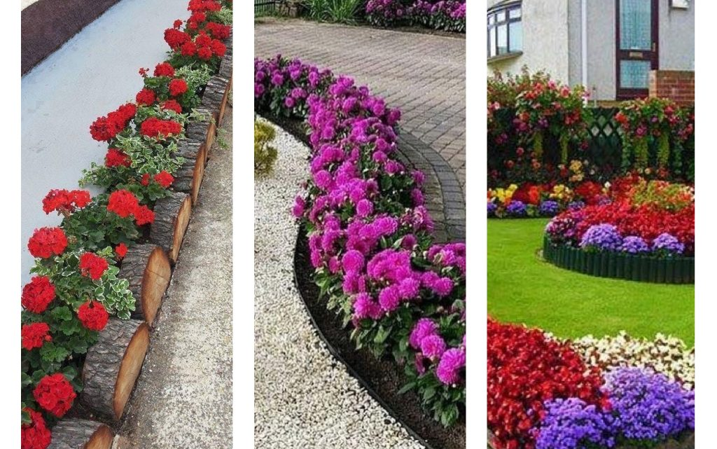The Most Amazing Garden Edgings