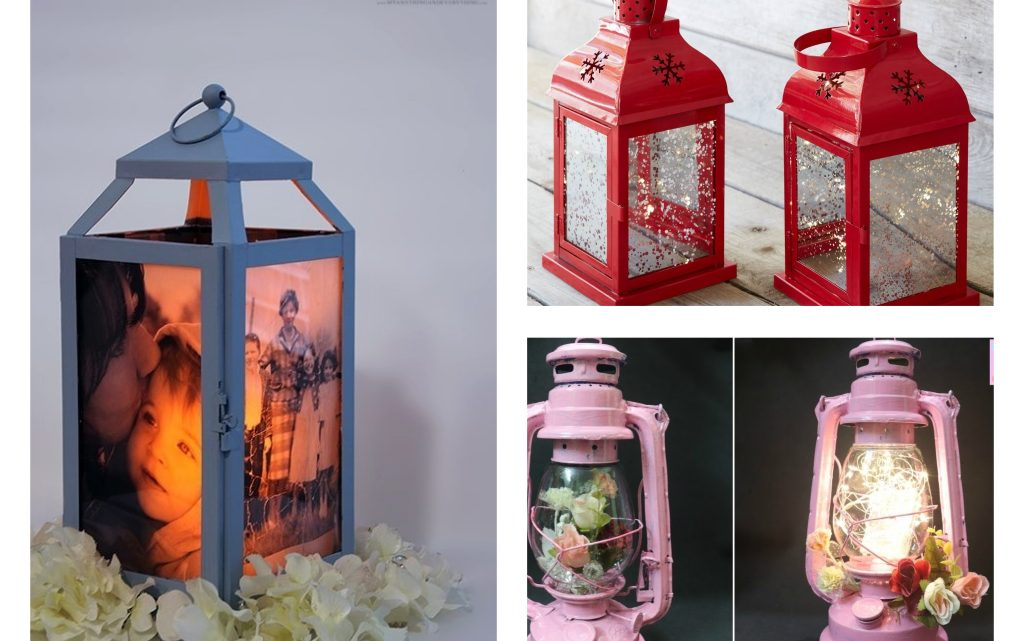 Adorable Ways of Repurposing Old Lanterns