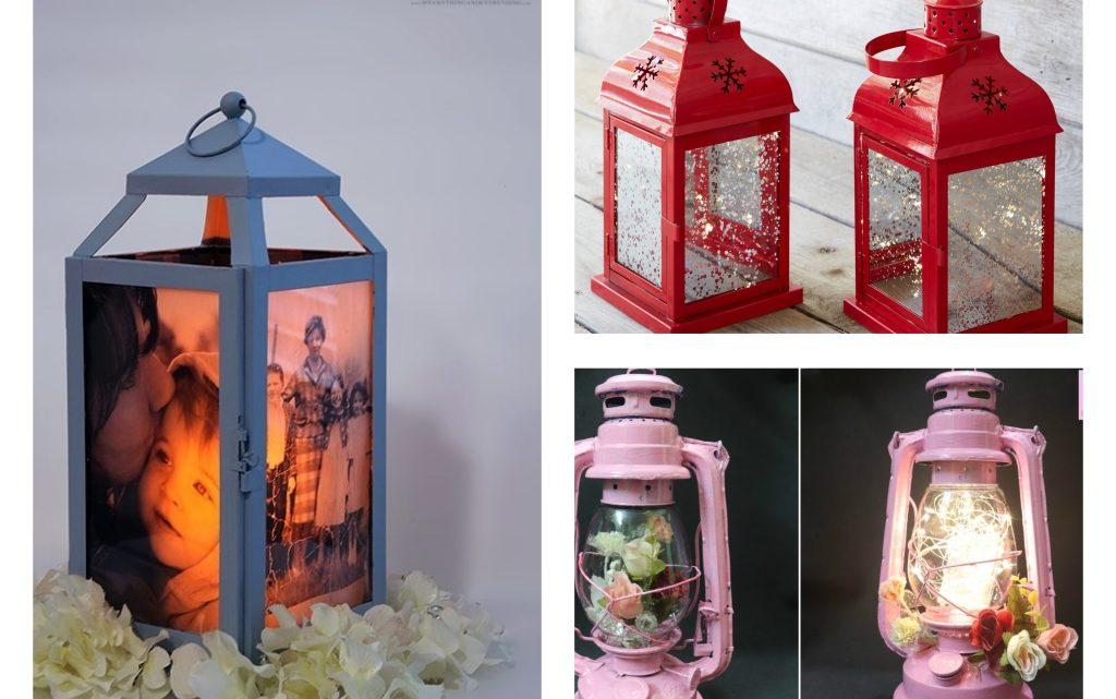 Adorable Ways of Repurposing Old Lanterns