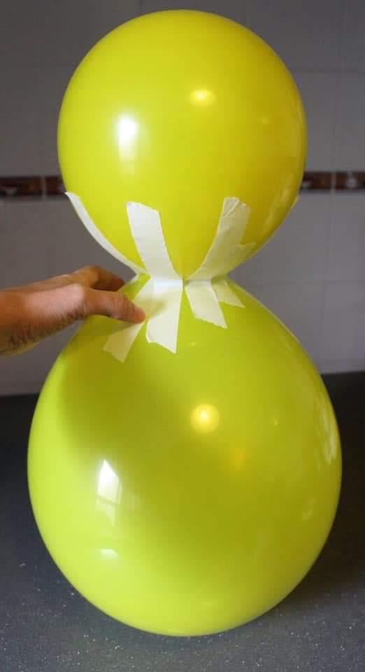 DIY balloon crafts