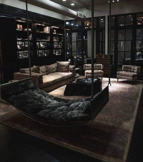 Don't Miss Dreamy Black Interiors