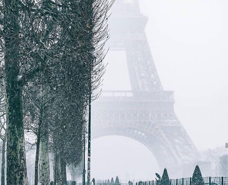 Paris is a Dream. Dream With Open Eyes…