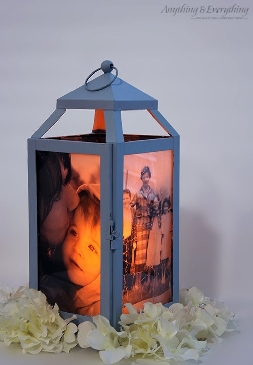 repurposing old lanterns