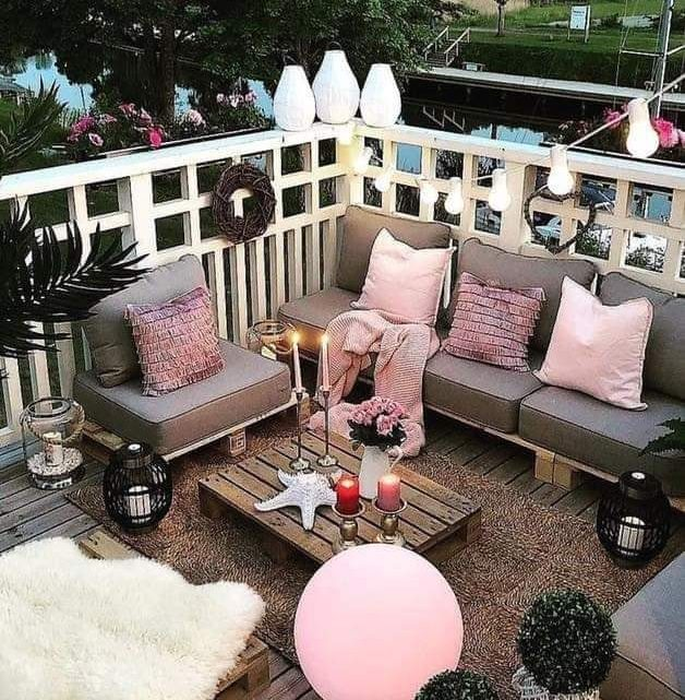Don't Miss Gorgeous Balcony Areas
