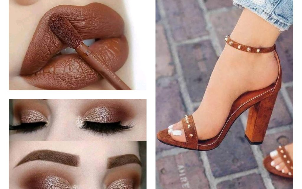 Brown – Trend Color for this season