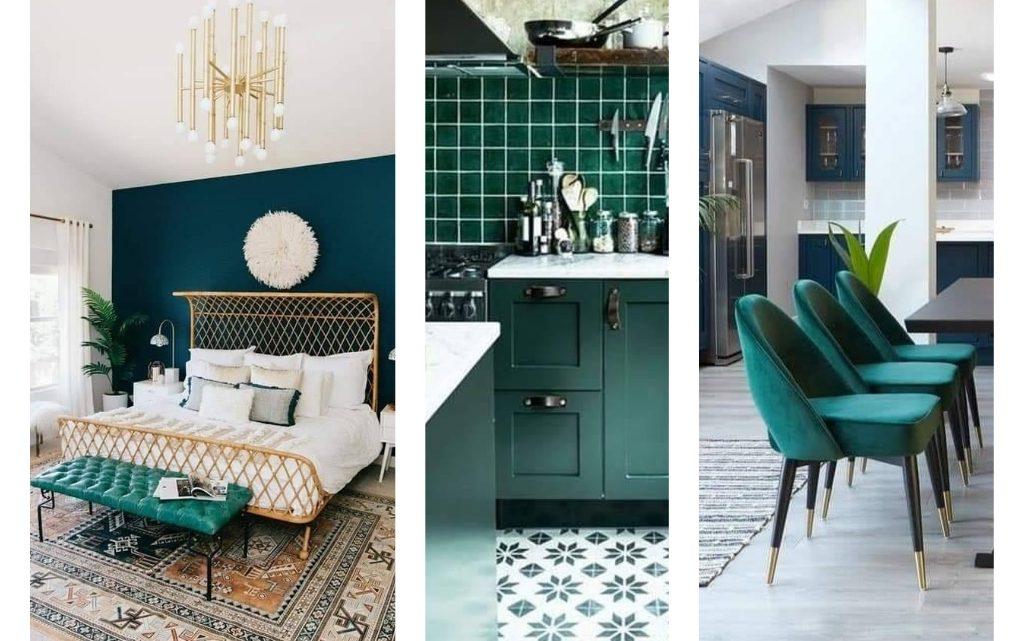 Stunning Turquoise Home Decor