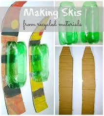 making skis