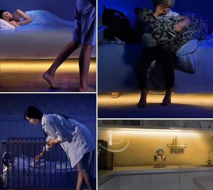 Under Bed Light – Motion Sensor LED