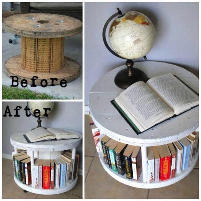 DIY library