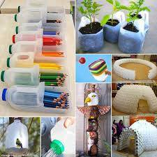 Plastic Bottles Recycling Ideas You've Never Seen Before