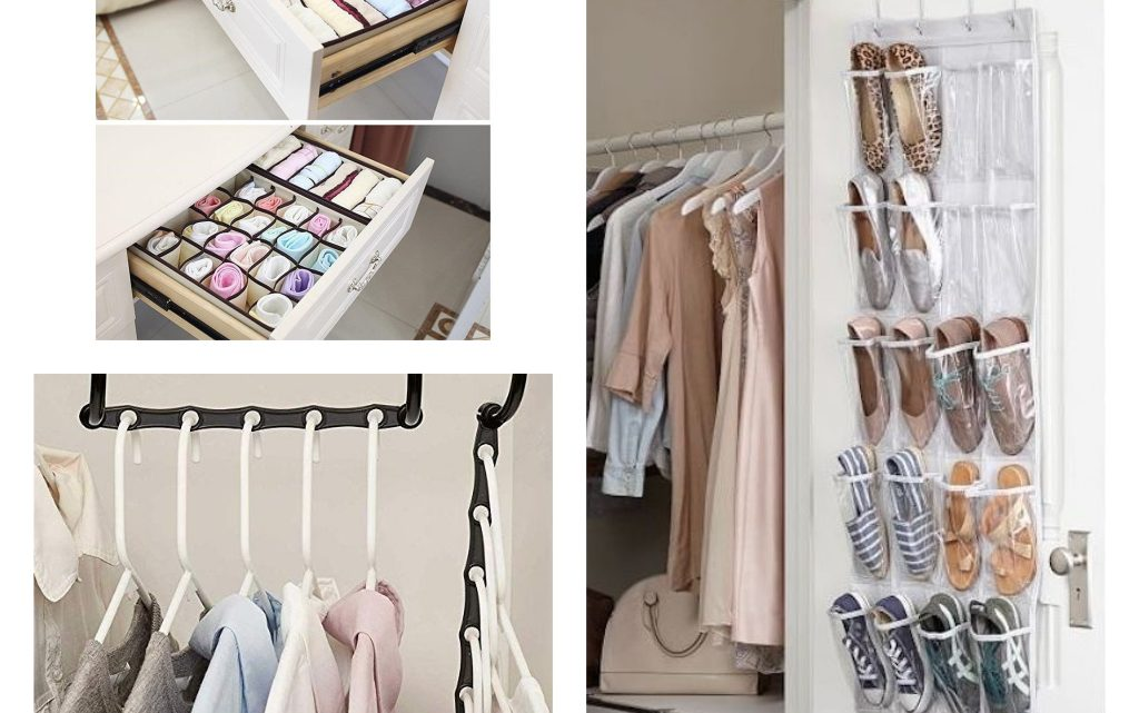 Smart Tips to Save Space in Wardrobe