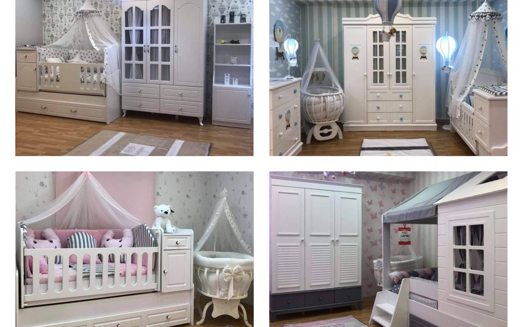 Eyes-Catching Nursery Room Designs