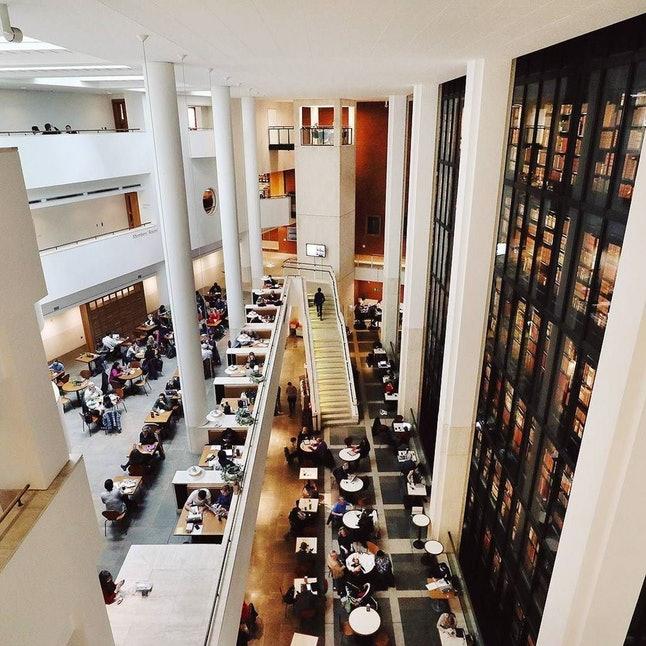 biggest libraries