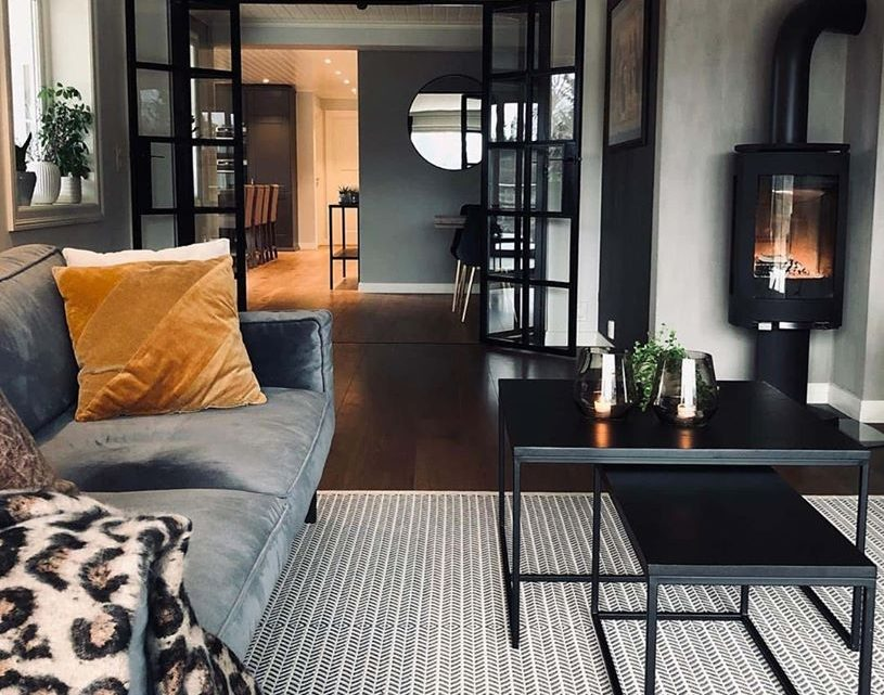 I Fell in Love With Black Interior
