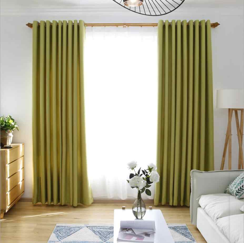 curtains size