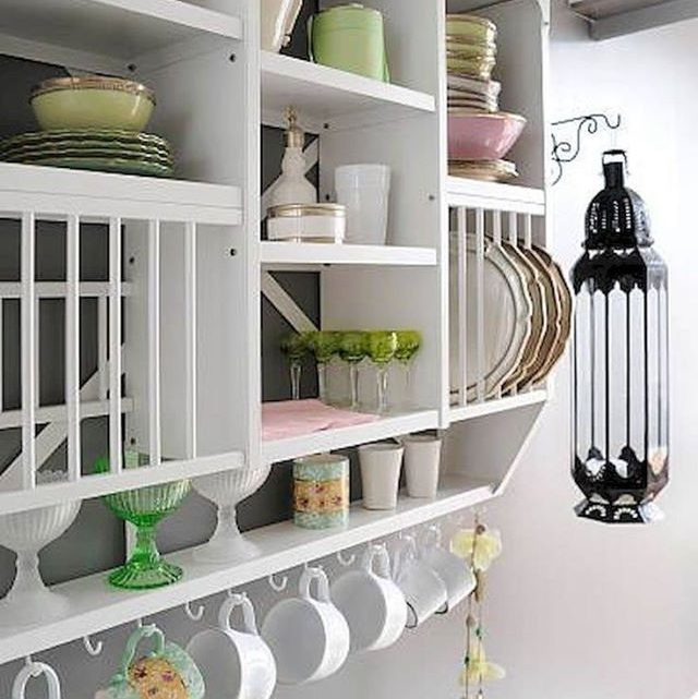 Alluring Kitchen Storage Ideas