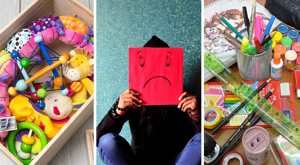 The Reason for Feeling Unhappy Are Some of the Things in Your Home