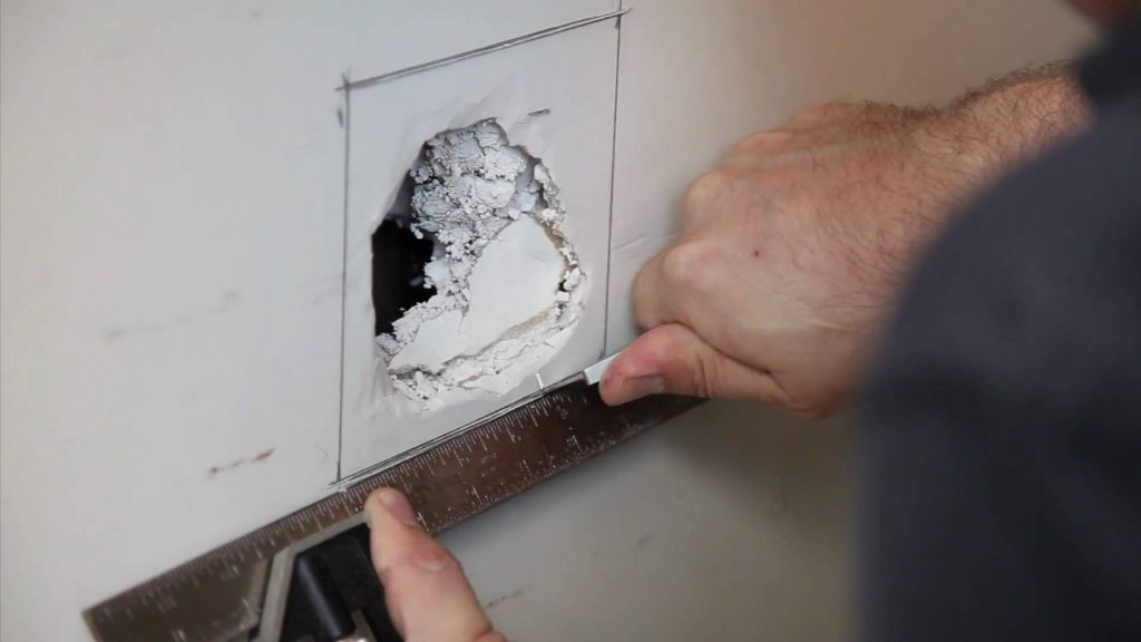 fix drywall