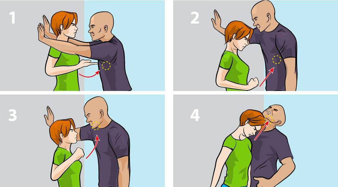 Self-Defense Techniques That Every Woman Should Know