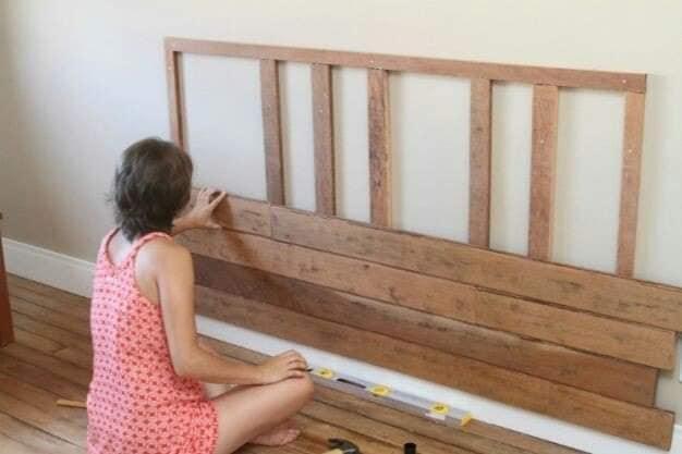 wooden pallets bed frames