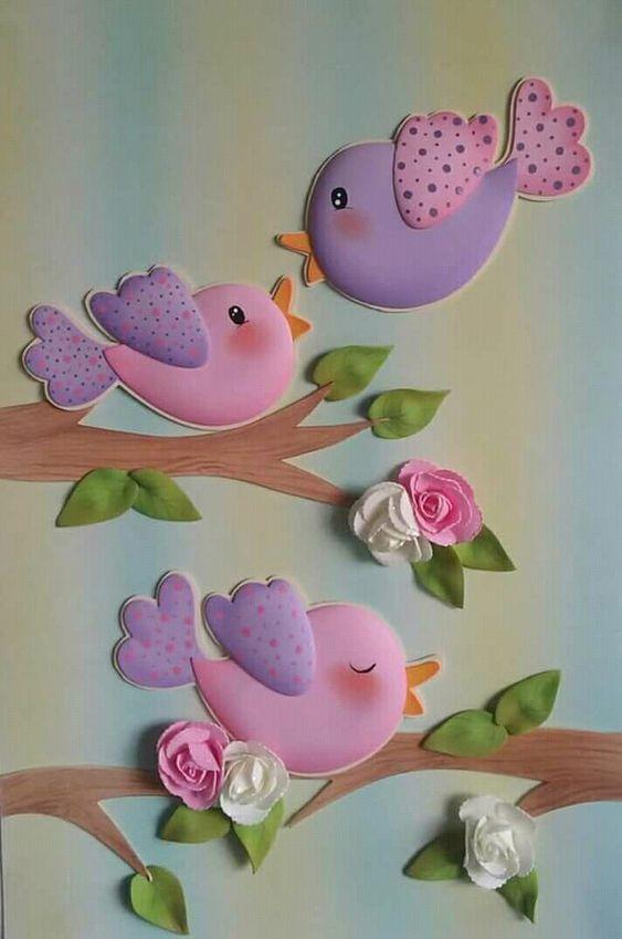 spring crafts