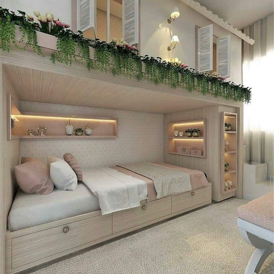 kid's rooms designs
