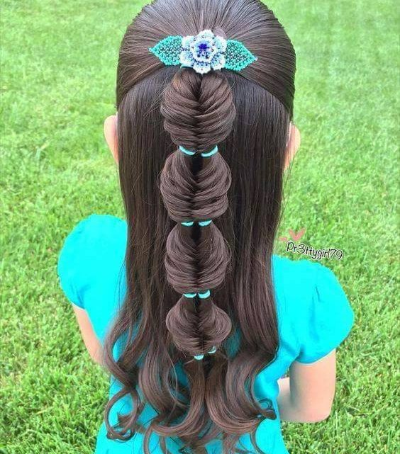 Easy and Cool Girls Hairstyles