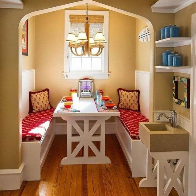 The Most Amazing Breakfast Nook Designs