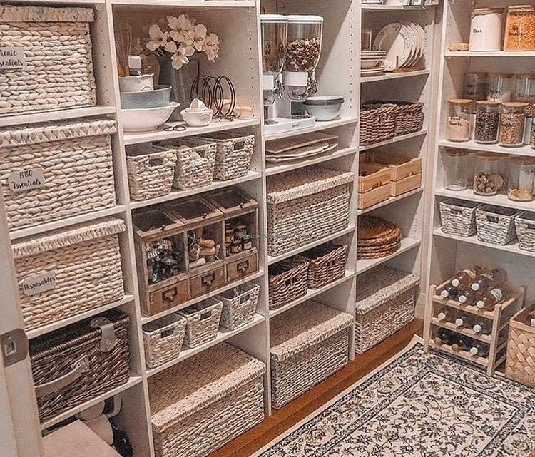For Perfectionists with Organized Homes