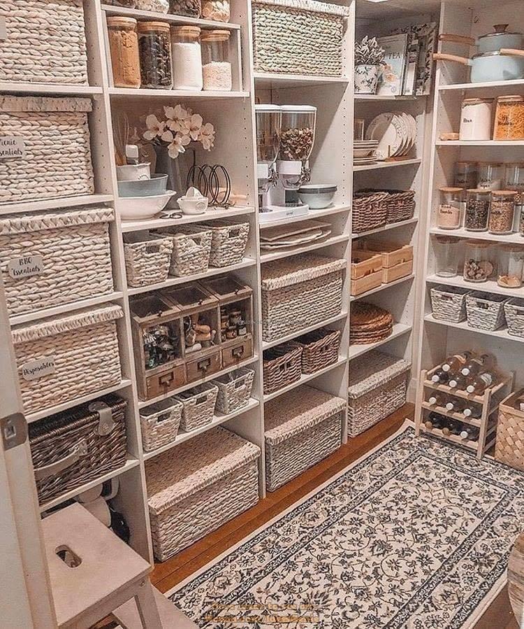organized homes