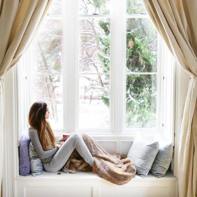 Window Seat Can be Your Favorite Part of the House
