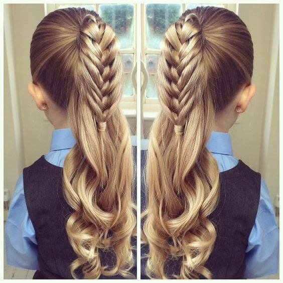 perfect girls hairstyles