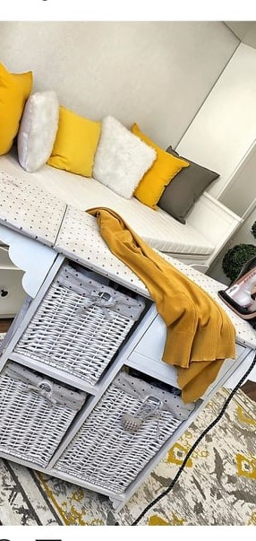 Ironing Board With Shelves – PERFECTION