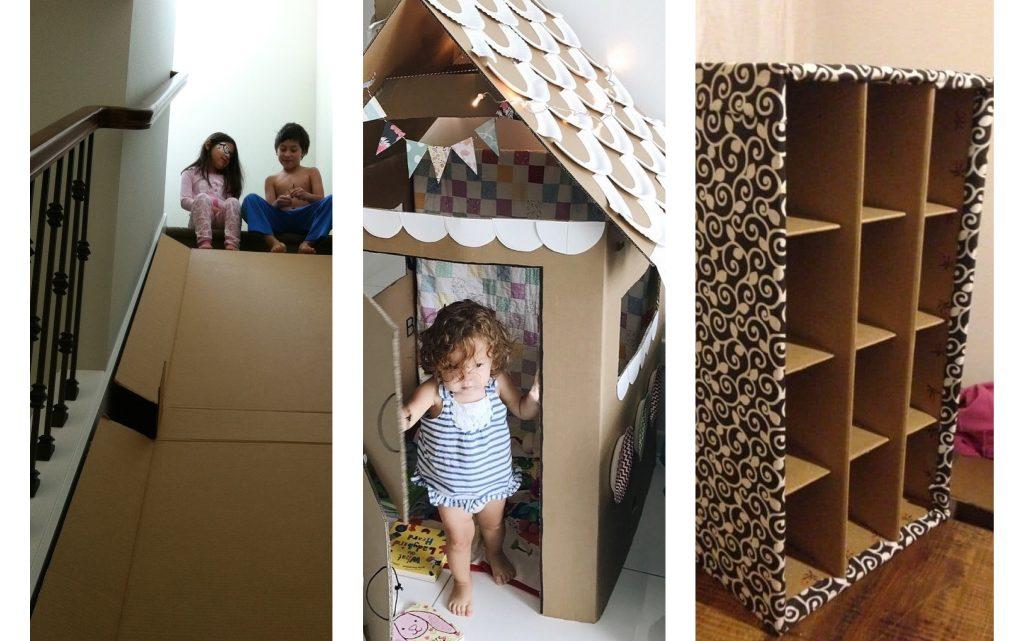 Simple, Fun and DIY Cardboard Project