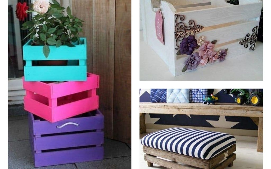 The best Ideas on Fruit Box Reuses