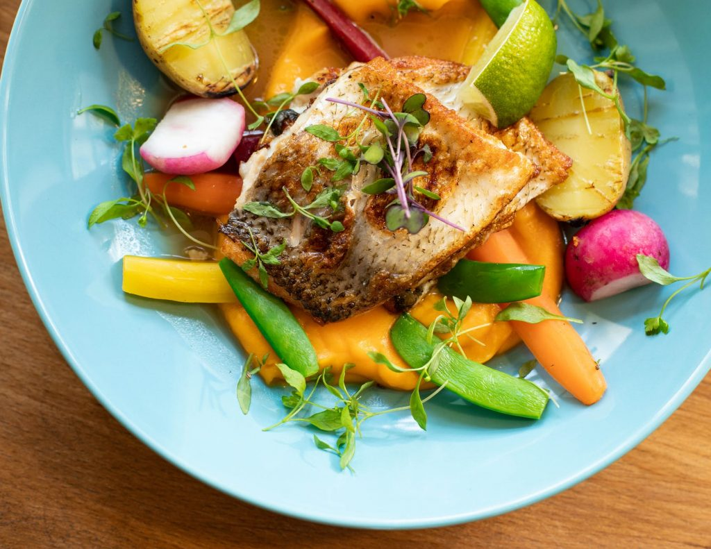 fish for prevent aging