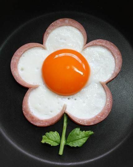 prepare eggs
