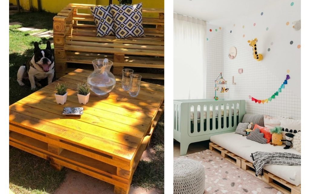 Ideas For Pallets Lovers